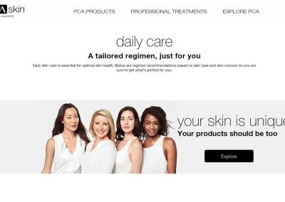PCA skincare